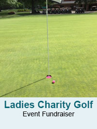 Ladies Charity Golf