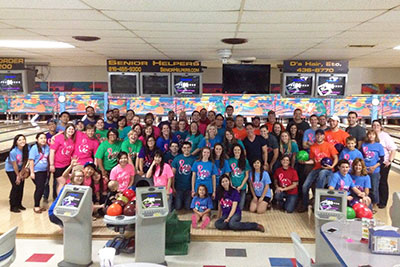 Bowling for the Cure